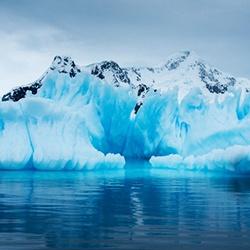 ปริมาณน้ำและน้ำแข็ง